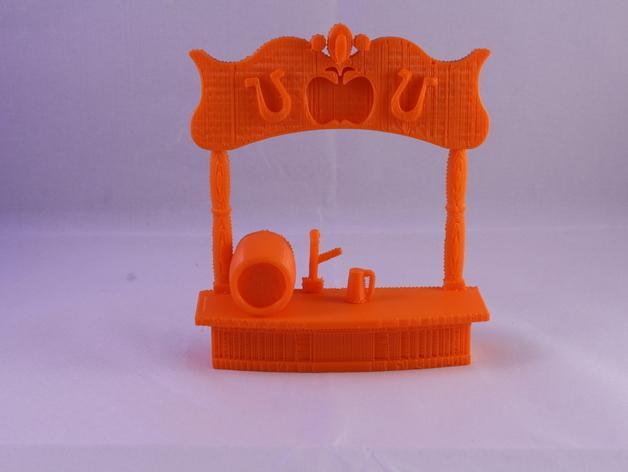 孩之宝小马玩具套件 3D模型  图9