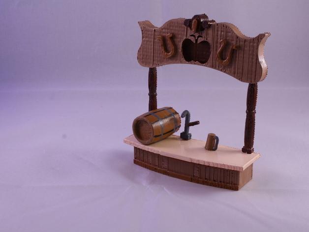 孩之宝小马玩具套件 3D模型  图10
