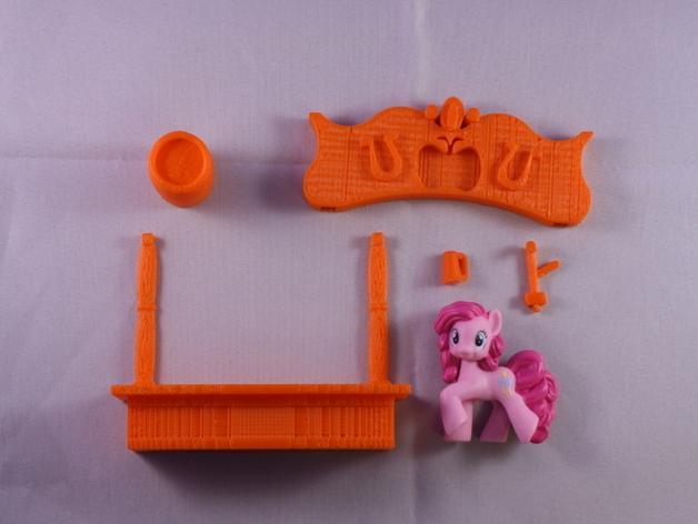 孩之宝小马玩具套件 3D模型  图11