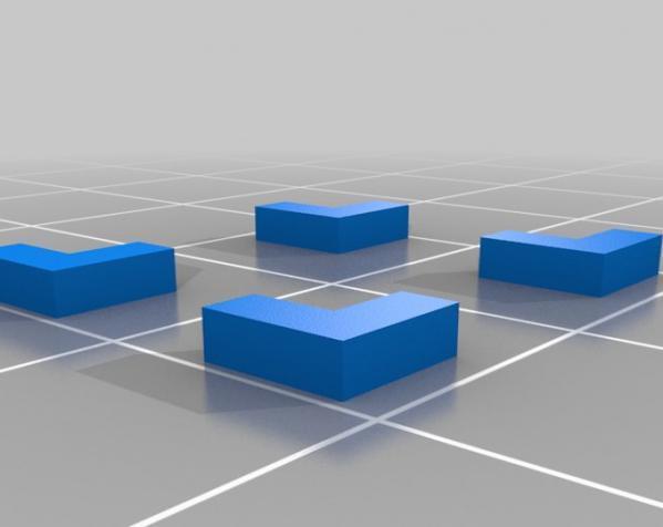 孩之宝小马玩具套件 3D模型  图15