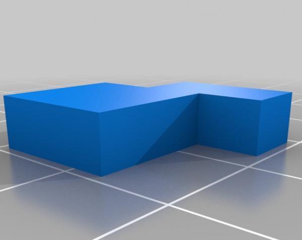 立方体拼图方块 3D模型  图9
