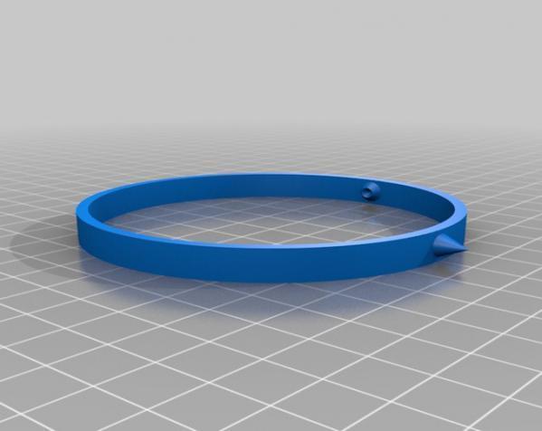 陀螺仪 3D模型  图4