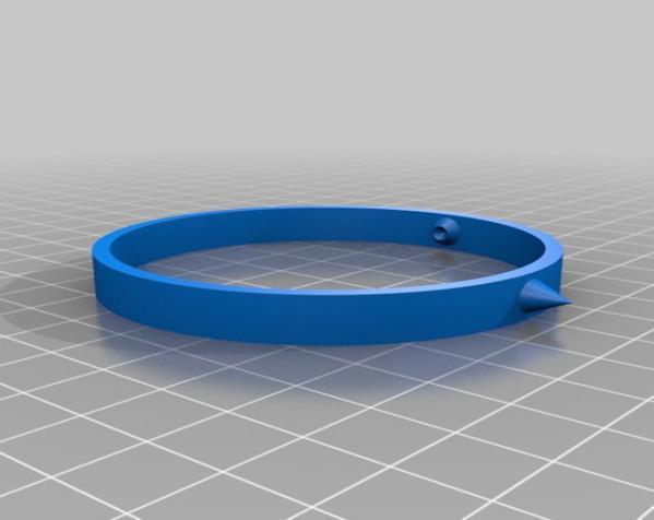 陀螺仪 3D模型  图3