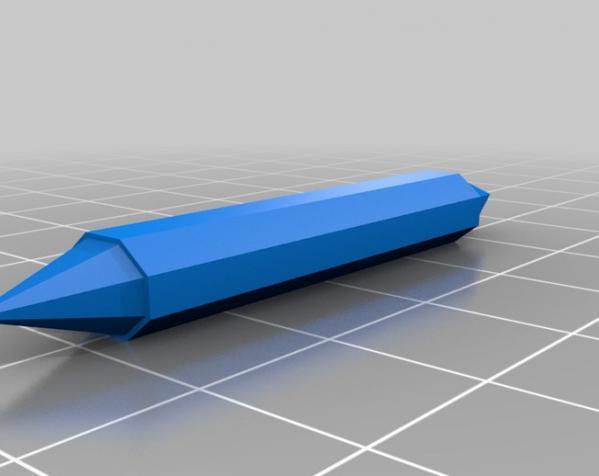 陀螺仪 3D模型  图6