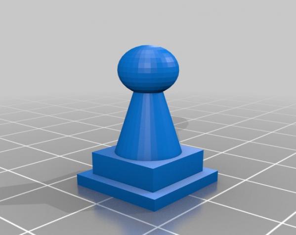 战斗型象棋 3D模型  图4