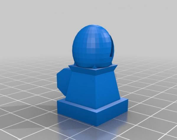 战斗型象棋 3D模型  图3