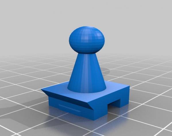 战斗型象棋 3D模型  图5