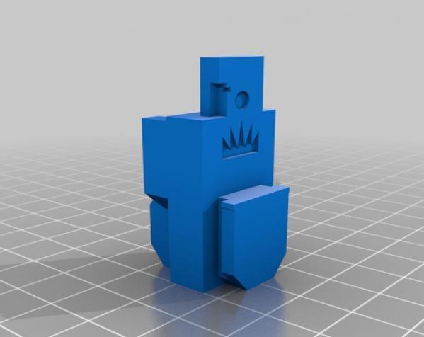 战斗型象棋 3D模型  图7