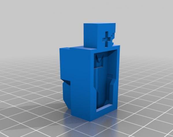 战斗型象棋 3D模型  图8