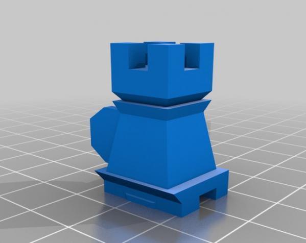 战斗型象棋 3D模型  图9