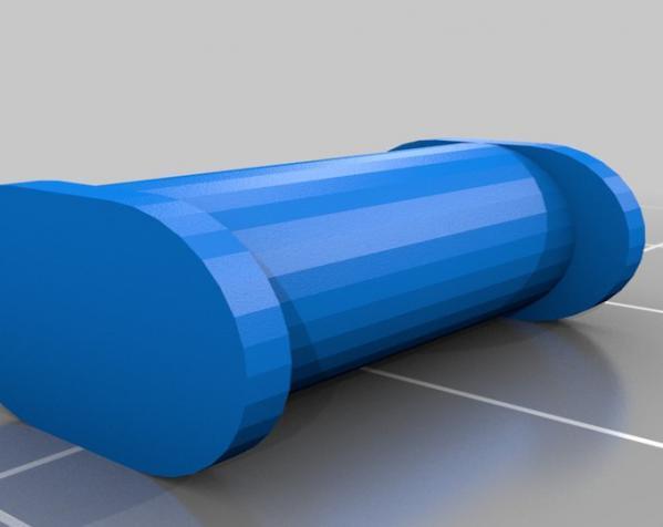 Metabrick零部件 3D模型  图1