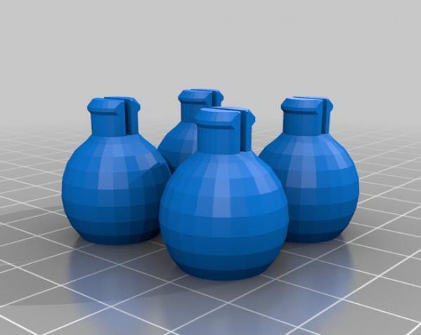 MakerBot巫师玩具 3D模型  图6