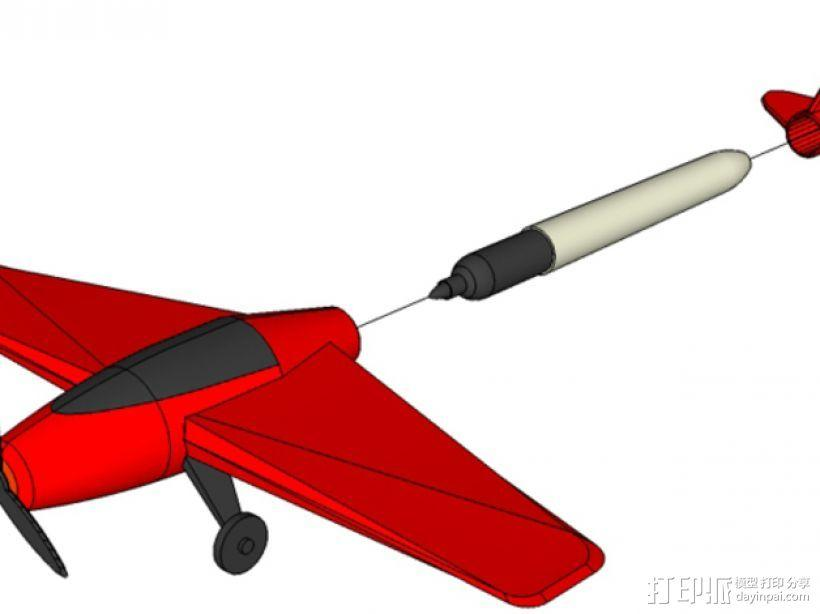 特技飞机 3D模型  图4