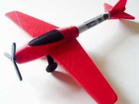 特技飞机 3D模型