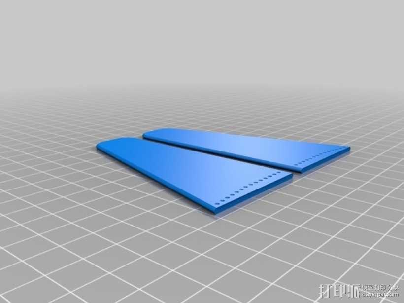 特技飞机 3D模型  图11