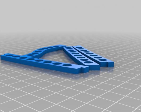 火箭玩具 3D模型  图29