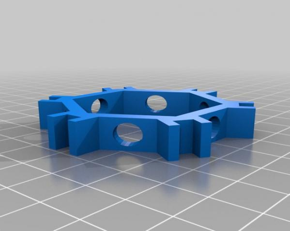 火箭玩具 3D模型  图31