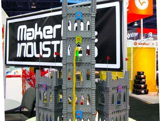城堡模型 3D模型  图3