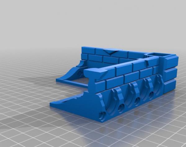 城堡模型 3D模型  图11