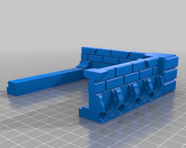 城堡模型 3D模型  图14