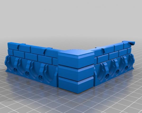 城堡模型 3D模型  图15