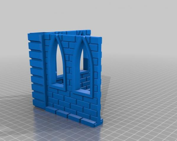 城堡模型 3D模型  图16