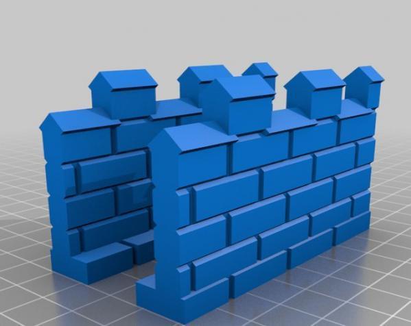城堡模型 3D模型  图21
