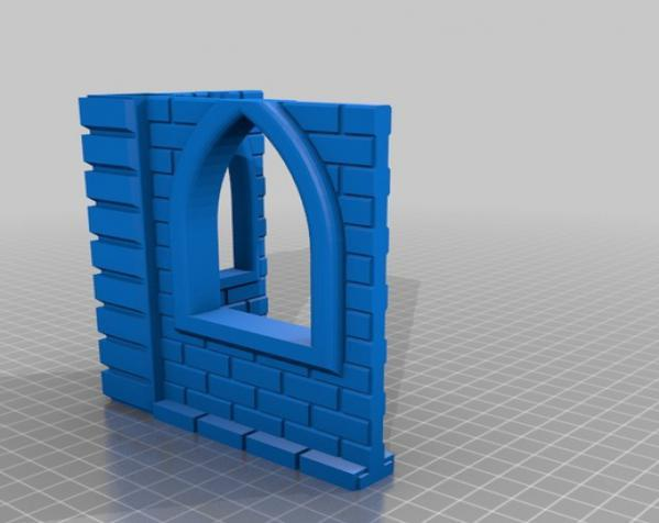 城堡模型 3D模型  图20