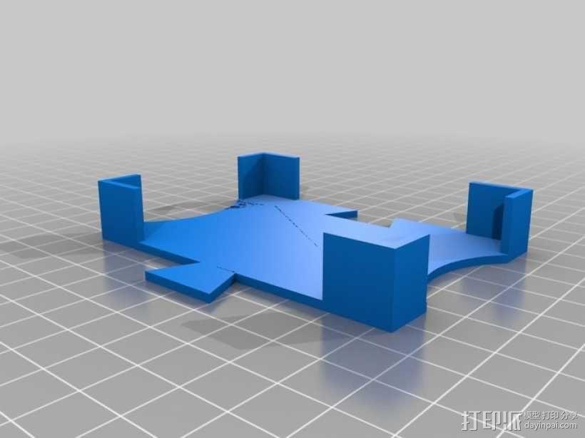 游戏卡卡片夹 3D模型  图2