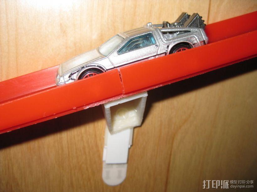 1:43汽车车道 3D模型  图6