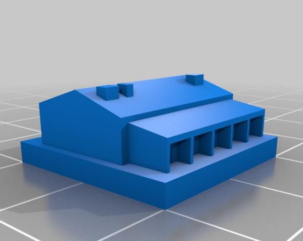《模拟城市2000》游戏模型 3D模型  图6