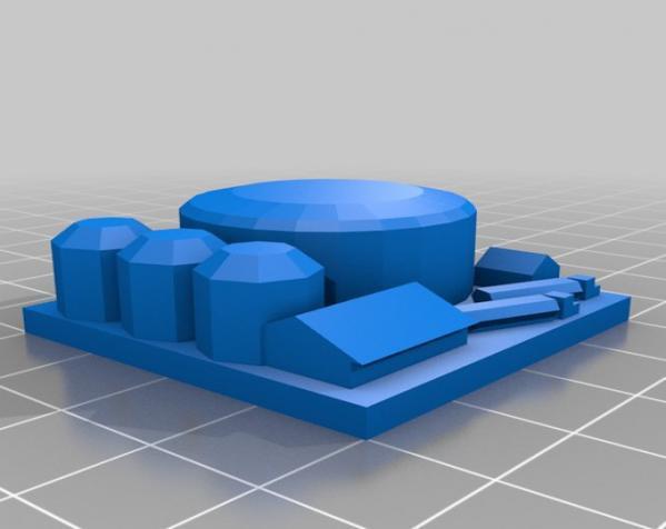 《模拟城市2000》游戏模型 3D模型  图9
