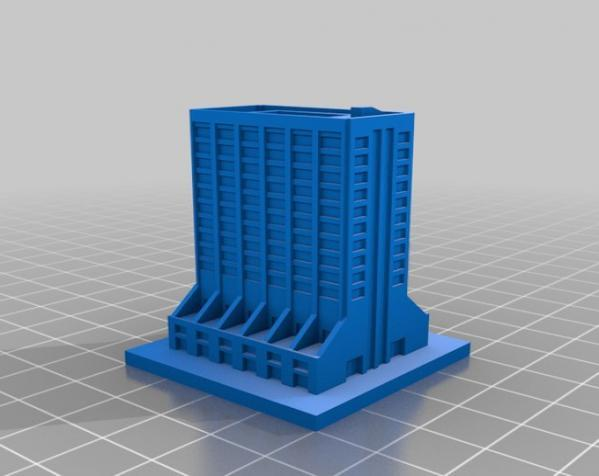 《模拟城市2000》游戏模型 3D模型  图13