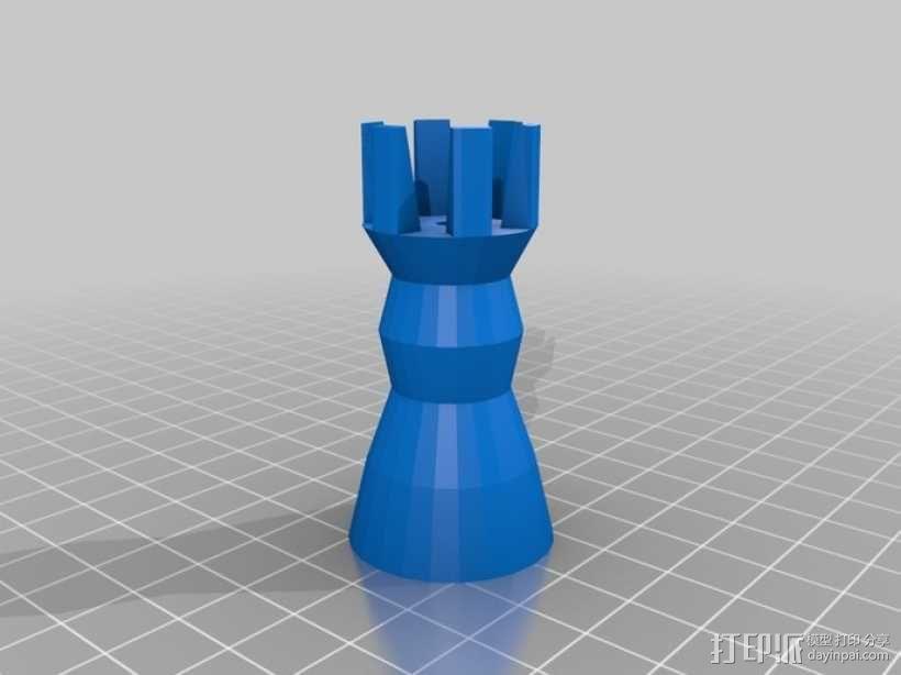 BNC象棋 3D模型  图5