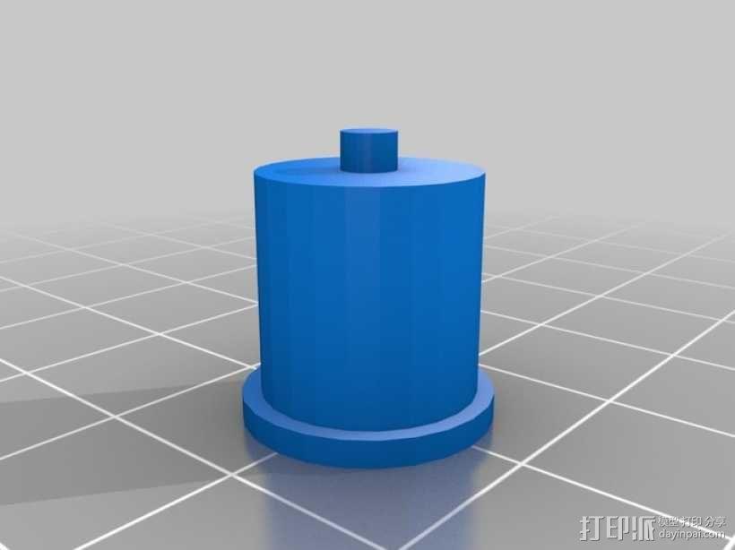 BNC象棋 3D模型  图12