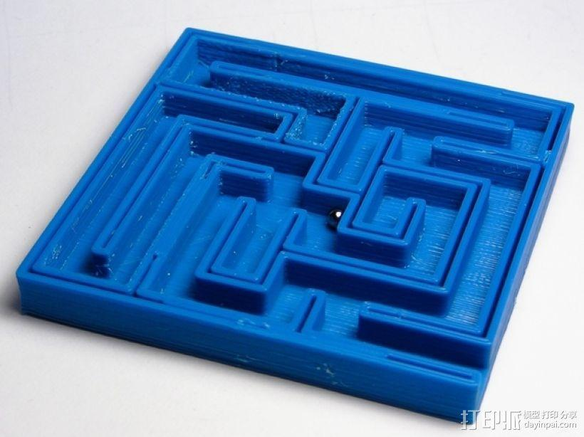 重力球迷宫 3D模型  图2