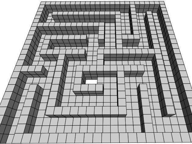 重力球迷宫 3D模型  图3