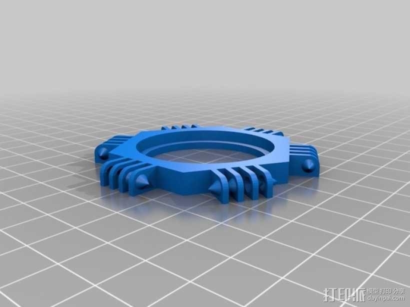 方块拼图 3D模型  图1