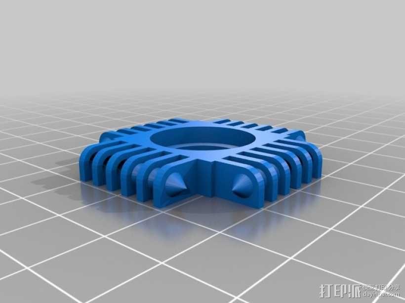 方块拼图 3D模型  图4