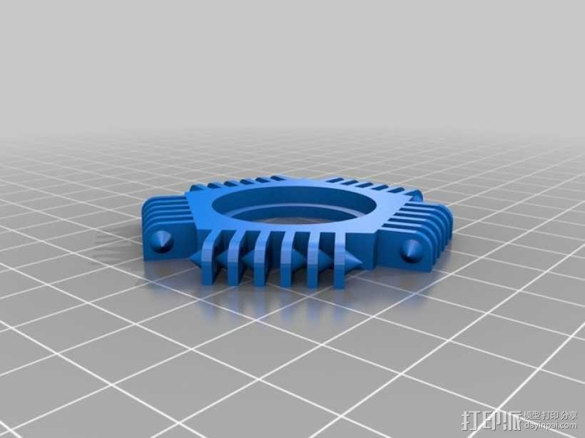 方块拼图 3D模型  图3