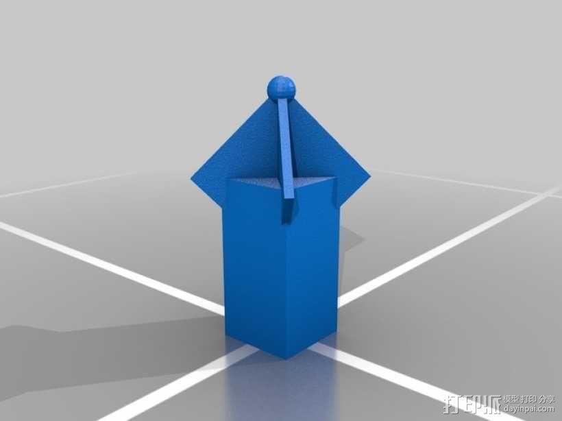 Laird象棋 3D模型  图4