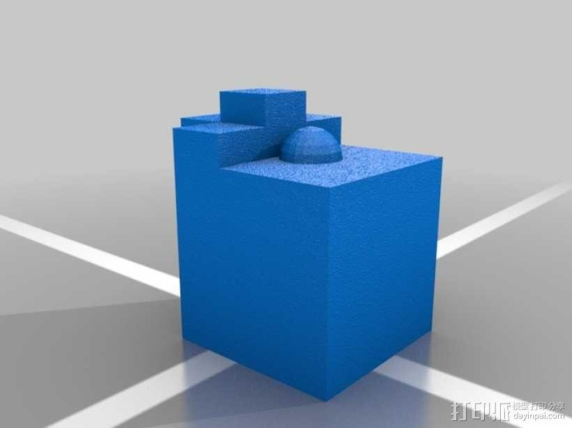 Laird象棋 3D模型  图5