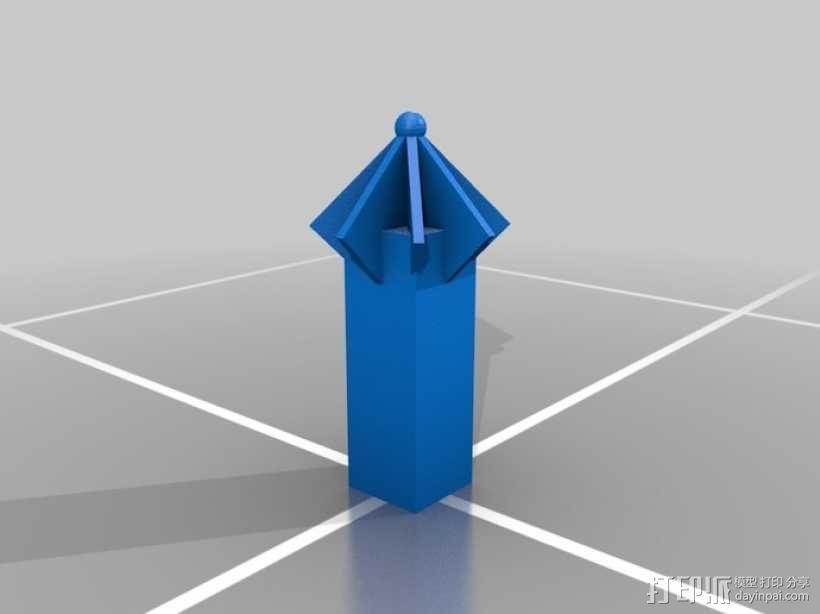 Laird象棋 3D模型  图7