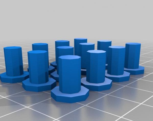 圣诞机器人 3D模型  图15