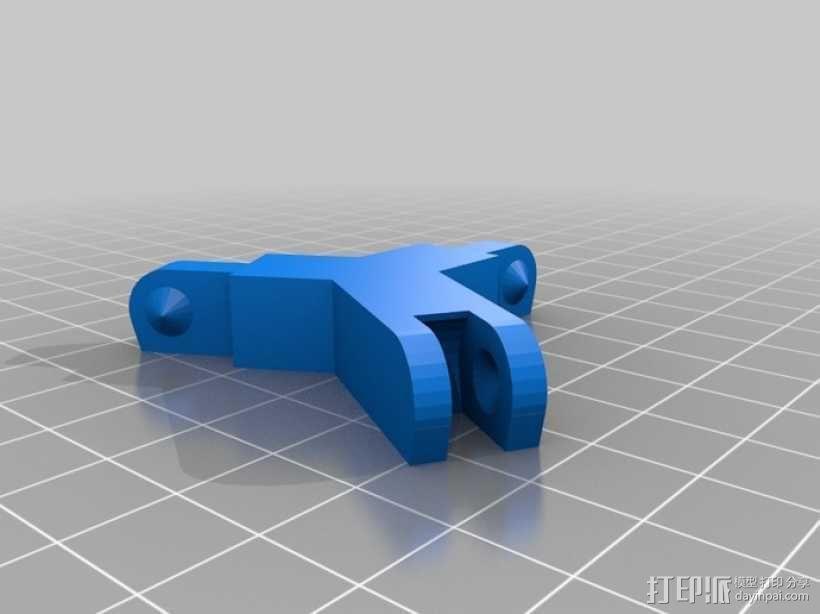 组合式多面体 3D模型  图1