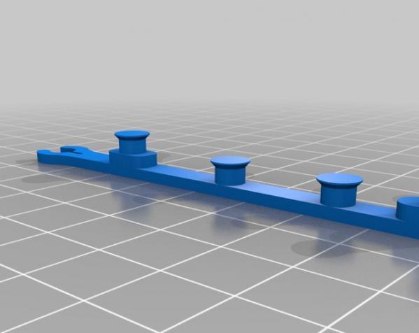 单腿弹跳蛙 3D模型  图3