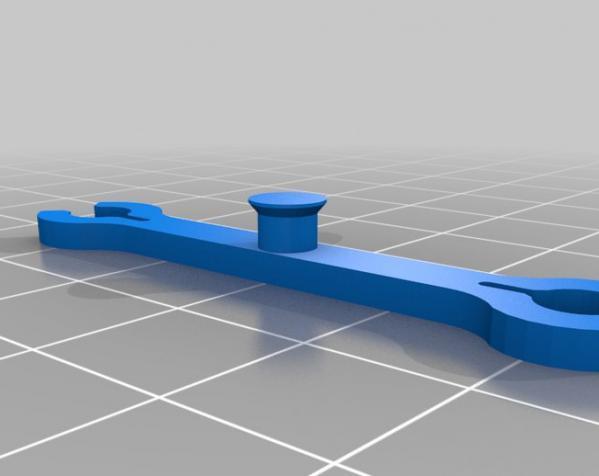 单腿弹跳蛙 3D模型  图2