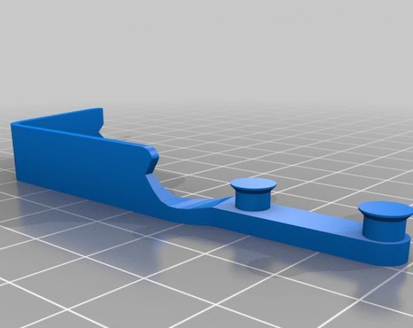 单腿弹跳蛙 3D模型  图7