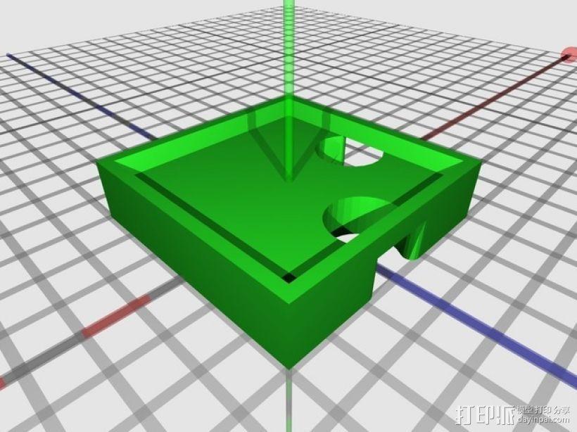 游戏联锁卡片 3D模型  图2