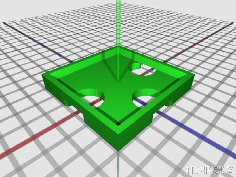 游戏联锁卡片 3D模型  图4